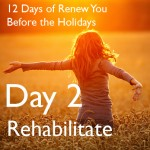 12 Days of Renew You Before the Holidays {Day 2}