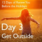 12 Days of Renew You Before the Holidays {Day 3}