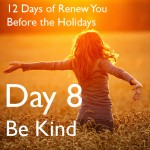 12 Days of Renew You Before the Holidays {Day 8}