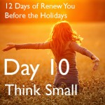 12 Days of Renew You Before the Holidays {Day 10}