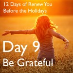 12 Days of Renew You Before the Holidays {Day 9}