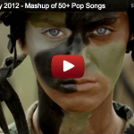 Top Pop Songs Mashup 2012