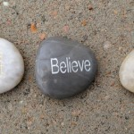 Believe: A New Column at Raw Silk Living